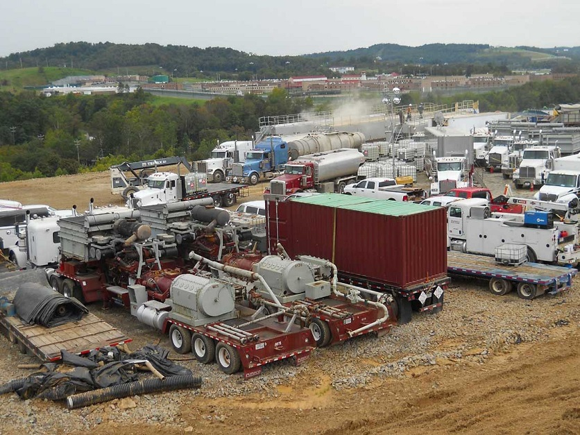 fracking marcellus shale