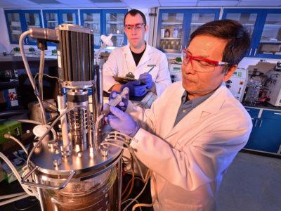 Biofuel research