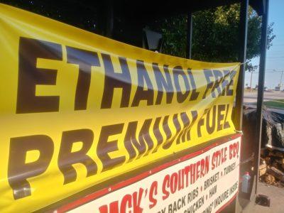 no ethanol