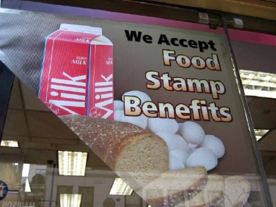Food stamps   we accept