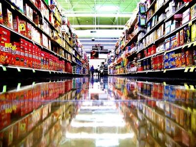Grocery-aisle