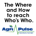 To reach more agribusiness leaders here, advertise here