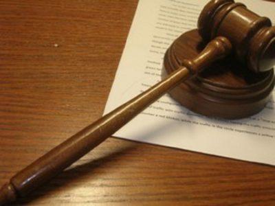 Judges' gavel