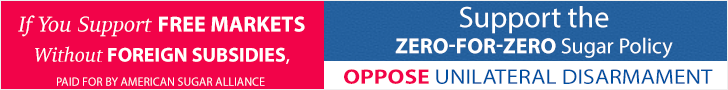 Support ZERO-FOR-ZERO Sugar Policy-SugarAlliance.org
