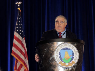 Sam Clovis, USDA