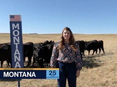 Montana roll call