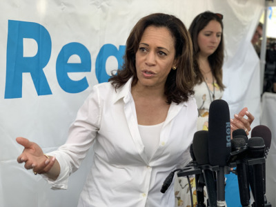 Kamala harris iowa state fair 81019