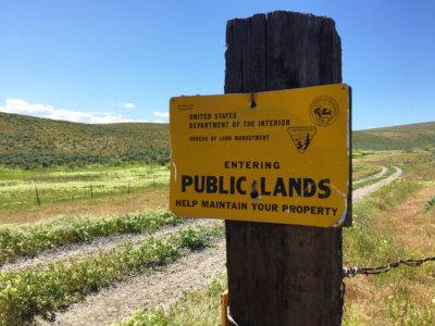 Blm public lands