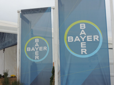 Bayer farm progress