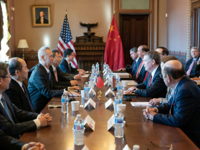 US-China talks