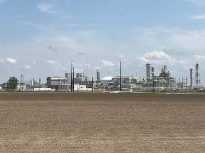 new fertilizer plant