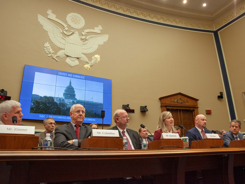 House Energy and Commerce Subcommittee Hearing