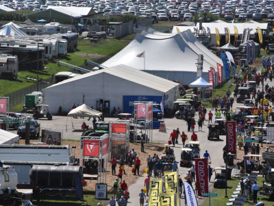 Farm progress show 2019