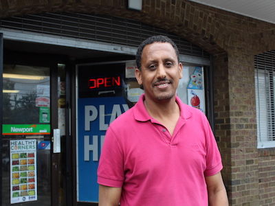 Healthy Corners Wheeler market owner