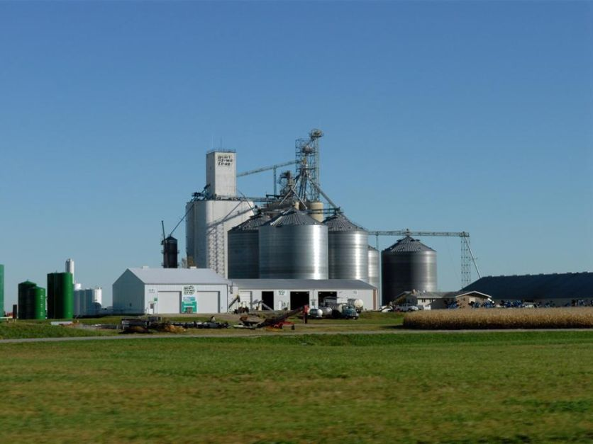 Lincolnway ethanol plant