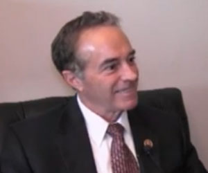 Agri-Pulse Meet the Freshman Interview with congressman Chris Collins, New York.