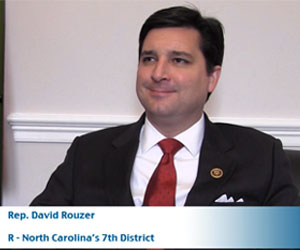 Feature: David Rouzer, R-N.C., sits down with Agri-Pulse to discuss his previous time in Washington, what he hopes to accomplish in his first term, and being in the unusual position of being a freshman subcommittee chair. Rouzer served two terms in the North Carolina legislature and nine years on the hill, but this is his first trip to Washington as a Congressman.