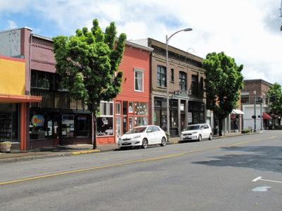 Rural America Main Street