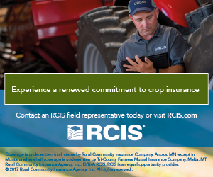 Experience a renewed commitment to crop insurance