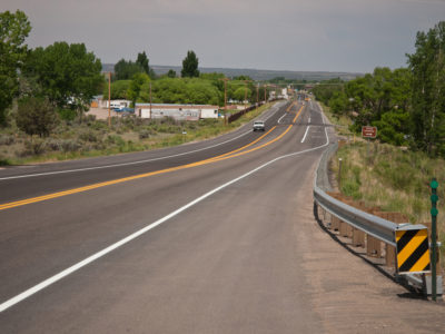 Rural roads and infrastructure