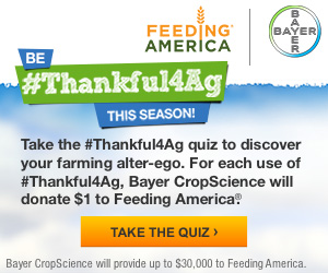 Take the Thankful 4 Ag Quiz