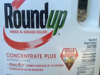 Roundup--monsanto--pesticide