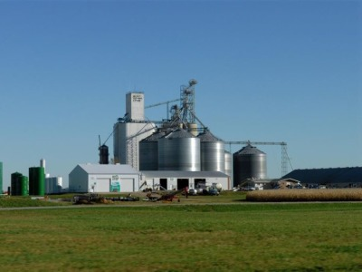 Lincolnway ethanol plant