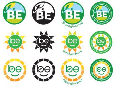 USDA bioengineered disclosure symbols
