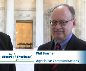 "Feature: Agri-Pulse's Phil Brasher and Spencer Chase discuss a busy week on Capitol Hill that included action on Trade Promotion Authority, waters of the United States, and estate tax repeal."" /></a>
