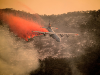 Wildfire_airplane_1