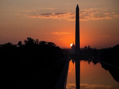 Daybreak in DC