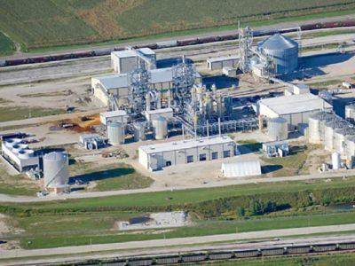 Pacific Ethanol plant
