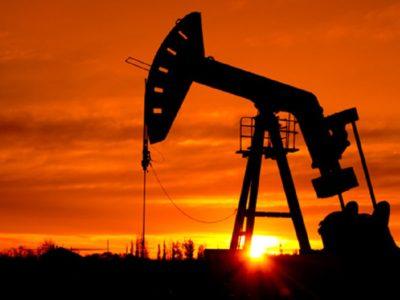 oil in the sun