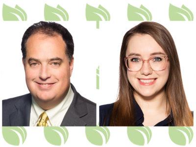 Daren Bakst and Gabriella Beaumont-Smith