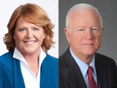 Heidi Heitkamp and Saxby Chambliss