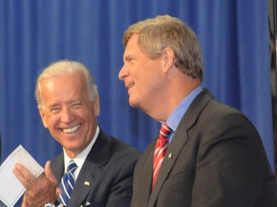 Biden vilsack 2009