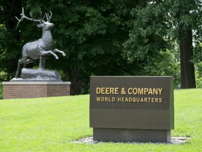John deere headquarters
